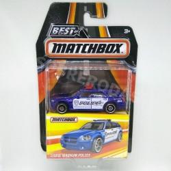 Matchbox 1:64 Dodge Magnum Police