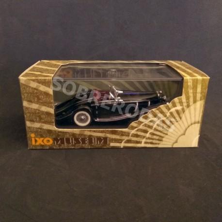 IXO Models 1:43 1936 Mercedes-Benz 540K Special Roadster