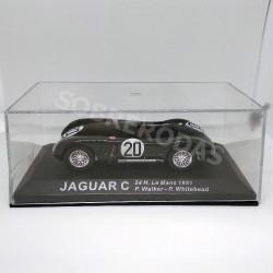 IXO Models 1:43 Jaguar C (24H Le Mans 1951)