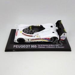 IXO Models 1:43 Peugeot 905 (1er 24 Heurs du Mans 1992)