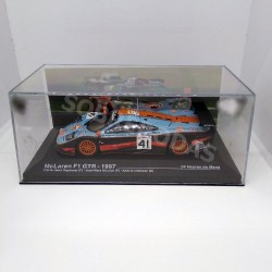 IXO Models 1:43 1997 McLaren F1 GTR
