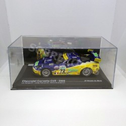 IXO Models 1:43 2006 Chevrolet Corvette C5R