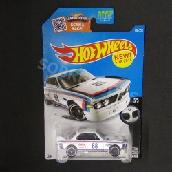 Hot Wheels 1:64 '73 BMW 3.0 CSL Race Car