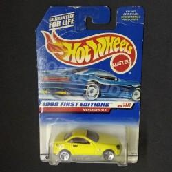 Hot Wheels 1:64 Mercedes SLK