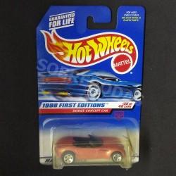 Hot Wheels 1:64 Dodge Concept Car