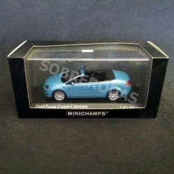 Minichamps 1:43 2007 Ford Focus Coupé Cabriolet