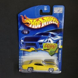Hot Wheels 1:64 '71 Plymouth GTX