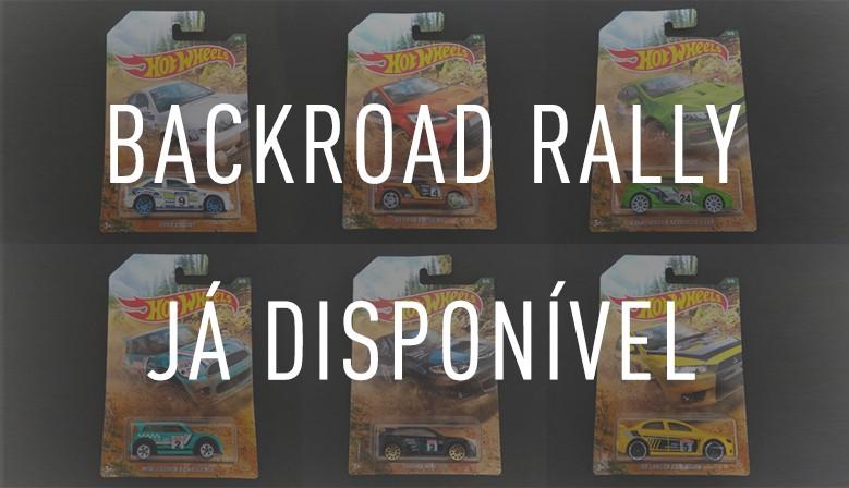 Backroad Rally Series disponível