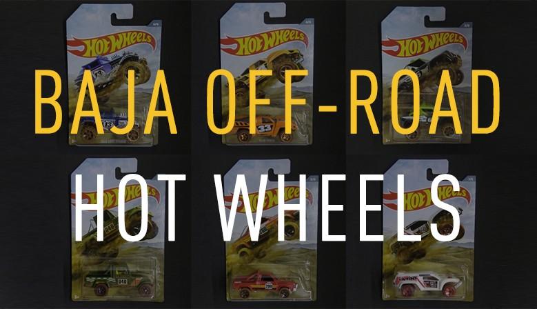 Baja Off-Road Trucks