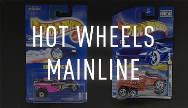 Hot Wheels Mainline